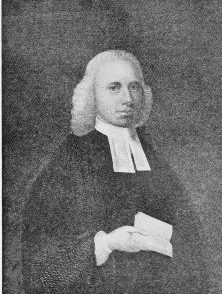 Rev Walter Sellon, 1715-1792