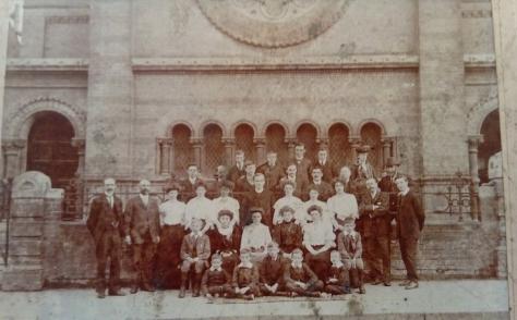 Beccles Wesleyan Church, Station Road