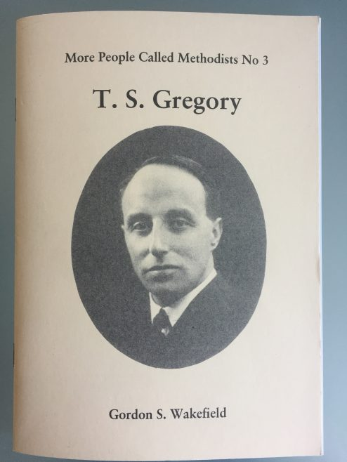 Biography of T. S. Gregory by Gordon S. Wakefield, 2000