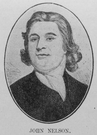 Bi-Centenary of John Nelson (1707-1774)