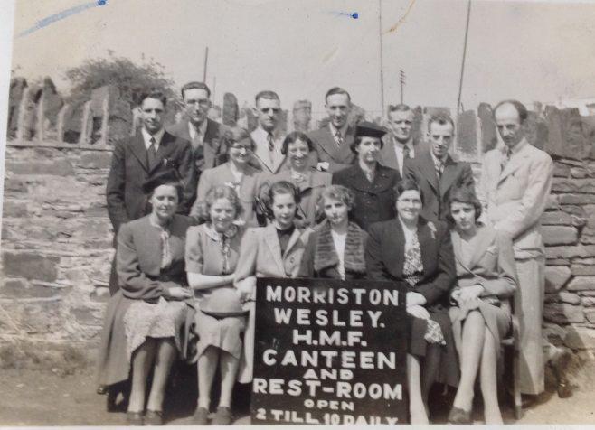Morriston, Glantawe Street Wesleyan Chapel