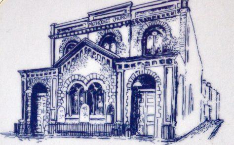 Ramsgate, Hardres Street, Bethel Wesleyan Methodist Chapel, Kent