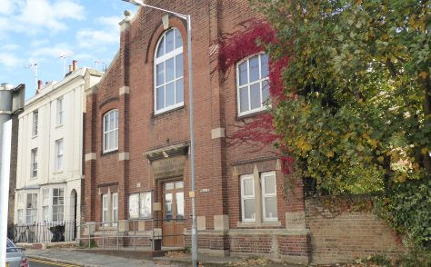 Ramsgate, Hardres Street Wesleyan Centenary Hall and Sunday Schools, Kent