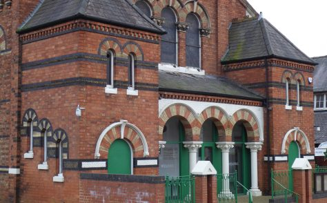 Wellingborough, Park Street, Wesleyan Methodist Chapel, Northamptonshire