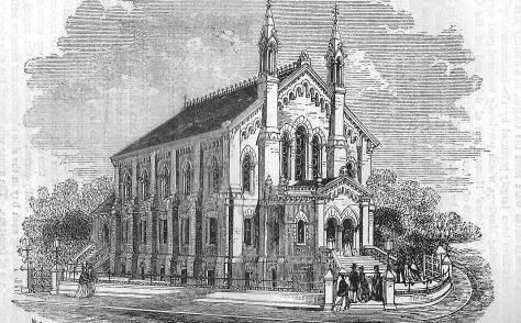 Conway Road Wesleyan Chapel, Canton, Cardiff