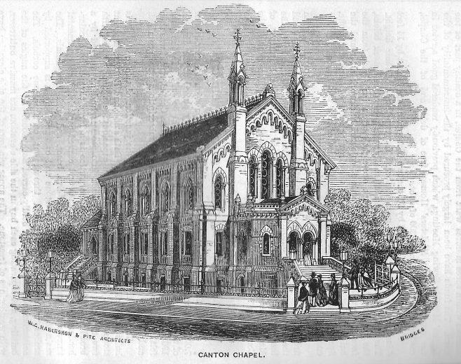 Conway Road Wesleyan, Cardiff | Wesleyan Chapel Committee