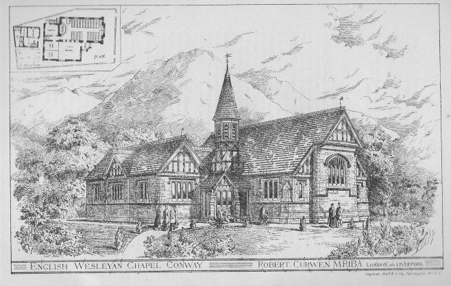 Conway English Wesleyan Chapel | Wesleyan Chapel Committee