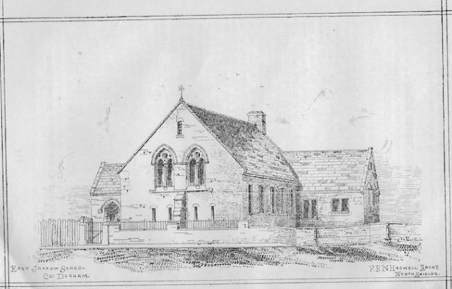 East Jarrow Wesleyan Day School | Wesleyan Chapel Committee
