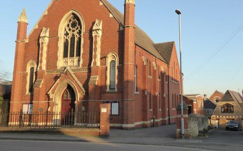 Irthlingborough, College Street Wesleyan Methodist Chapel, Northamptonshire
