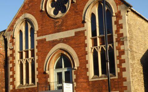 Irthlingborough, High Street Wesleyan Methodist Chapel, Northamptonshire