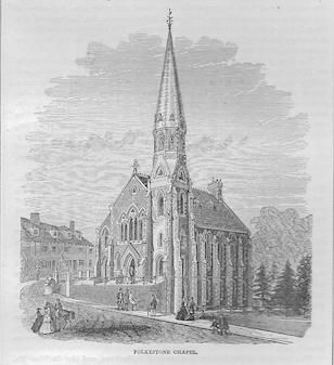 Folkestone, Grace Hill Wesleyan Methodist chapel | Wesleyan Chapel Committee