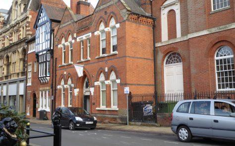 Leicester, Bishop Street Wesleyan Schools, Leicestershire