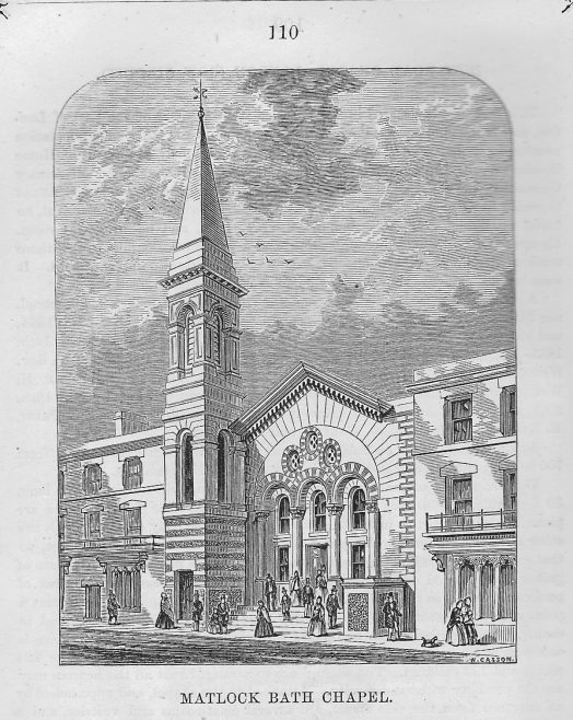 Matlock Bath, North Parade | Wesleyan Chapel Committee