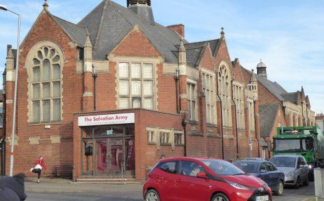Kettering, Rockingham Road/Regent Street Wesleyan Methodist Chapel, Northamptonshire