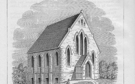 Skewen Chapel, Glamorgan
