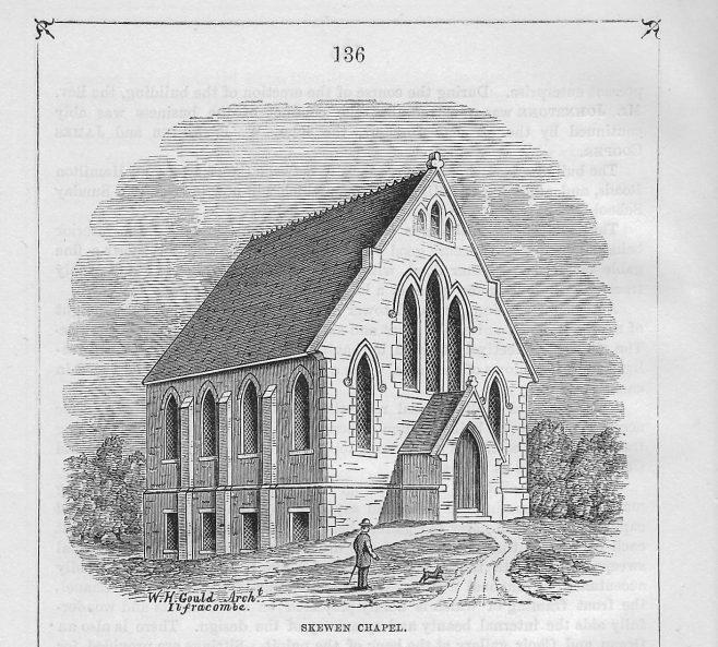 Skewen Chapel | Wesleyan Chapel Committee