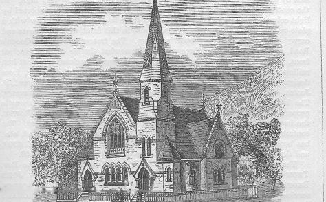 Aberystwyth English Wesleyan Chapel
