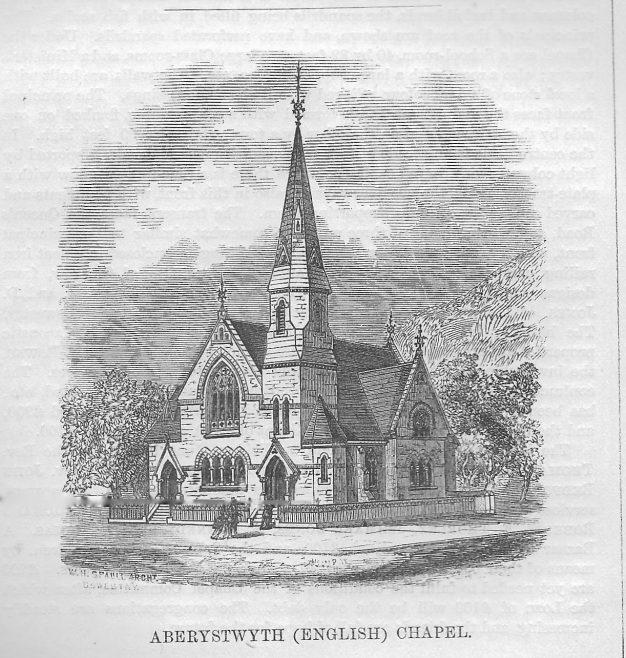 Aberystwyth English Wesleyan Chapel | Wesleyan Chapel Committee