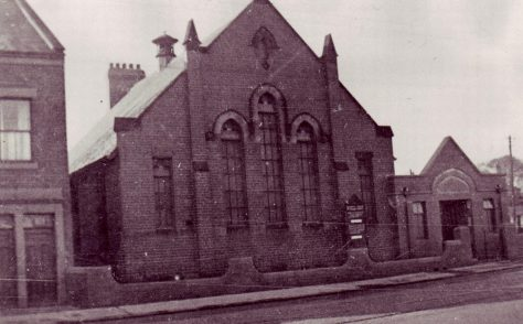 Adelaide Terrace Wesleyan Methodist Church, Benwell Grove, Newcastle-upon-Tyne