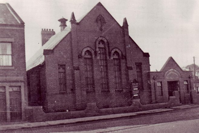 Adelaide Terrace WM, Benwell Grove, Newcastle upon Tyne