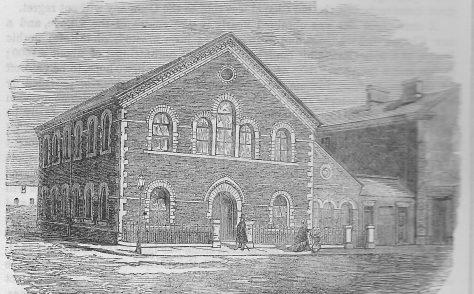 Carlisle, Caldewgate Wesleyan Chapel