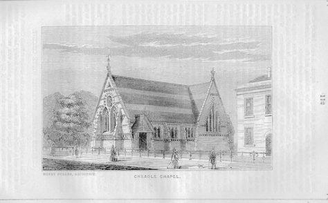 Cheadle Hulme: Wesley, Chapel Street