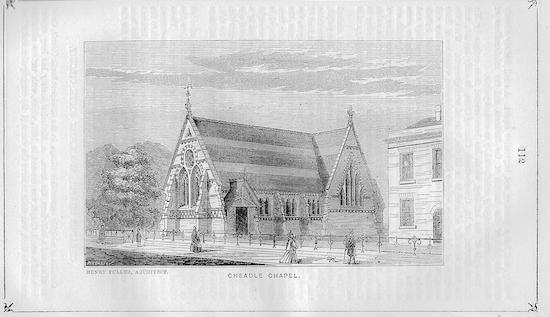 Wesley, Chapel Street Cheadle Hulme | Wesleyan Chapel Committee