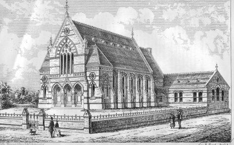 Denton Wesleyan Chapel