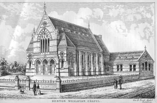 Denton Wesleyan Chapel | Wesleyan Chapel Committee