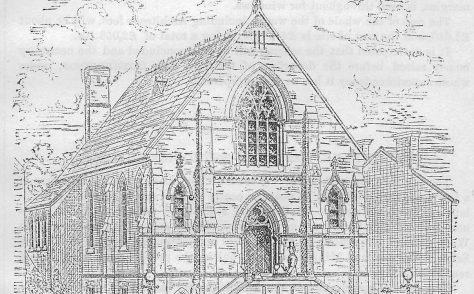 Hucknall, Wesley Chapel Watnell Street