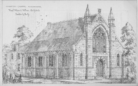 Knighton Wesleyan Chapel