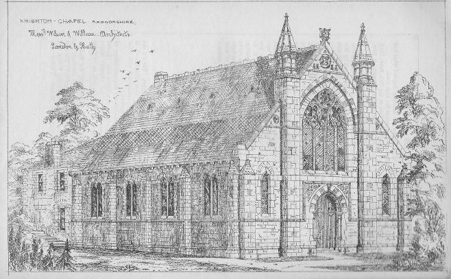 Knighton Wesleyan Chapel | Wesleyan Chapel Committee