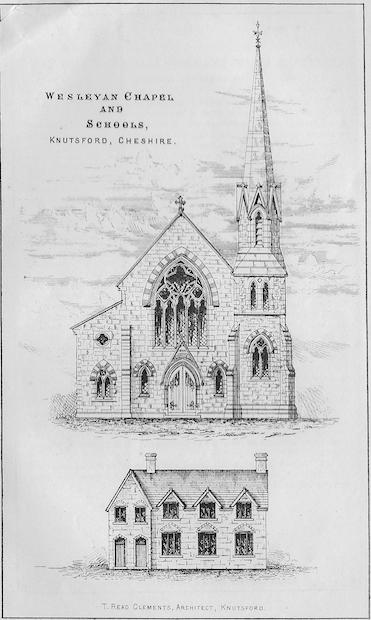 Knutsford Wesleyan Chapel | Wesleyan Chapel Committee