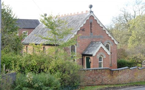 Mowsley Wesleyan Methodist Chapel, Leicestershire Grid ref SP 646888