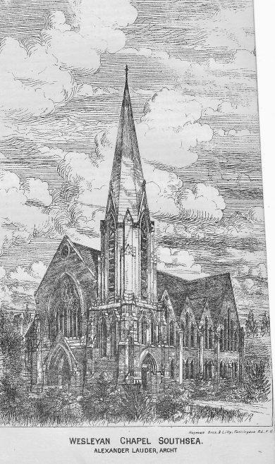 Southsea, Wesleyan Chapel | Wesleyan Chapel Committee