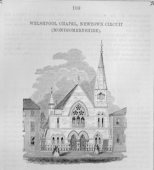 Welshpool, High Street Wesleyan | Wesleyan Chapel Committee