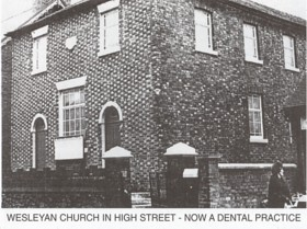 Barrow upon Soar, High Street Wesleyan chapel