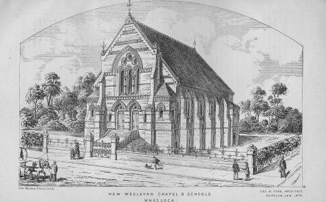 Wheelock Wesleyan Chapel