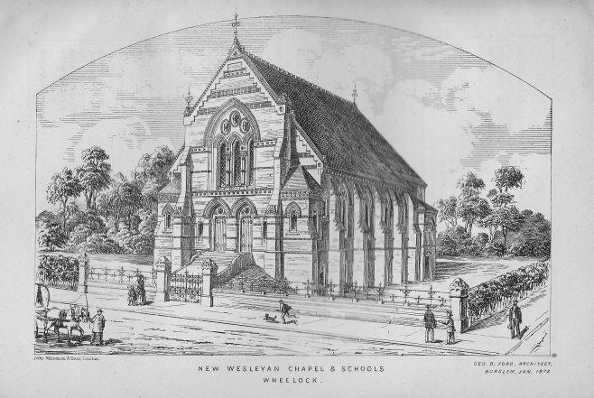 Wheelock Wesleyan Chapel | Wesleyan Chapel Committee