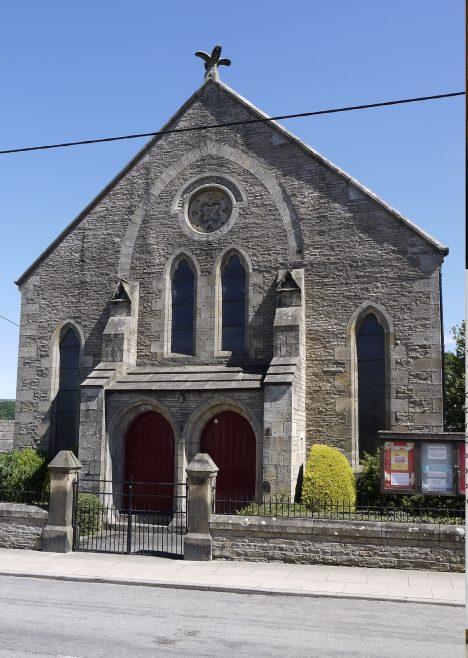 Cotherstone chapel   Philip Thornborow, 2018