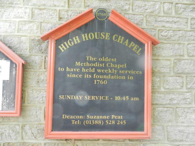 High House Chapel | Carolyn Mann, 2018