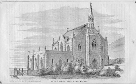 Ilfracombe, Ropery Green