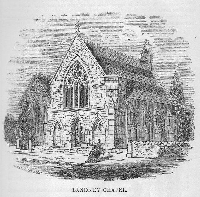 Landkey Wesleyan chapel | Wesleyan Chapel Committee, 1868