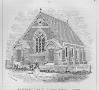 Lychett Minster Wesleyan chapel, Dorset