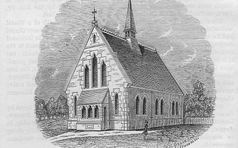 Morthoe Wesleyan chapel