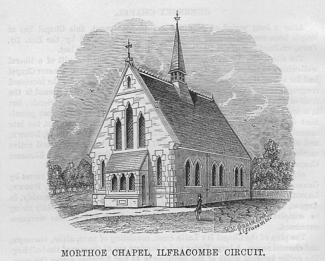 Morthoe Wesleyan Chapel, Ilfracombe Circuit | Wesleyan Chapel Committee, 1878