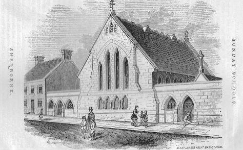 Sherborne Wesleyan Sunday School
