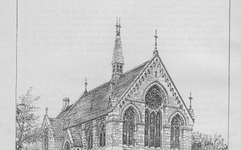 Chynhale Wesleyan chapel