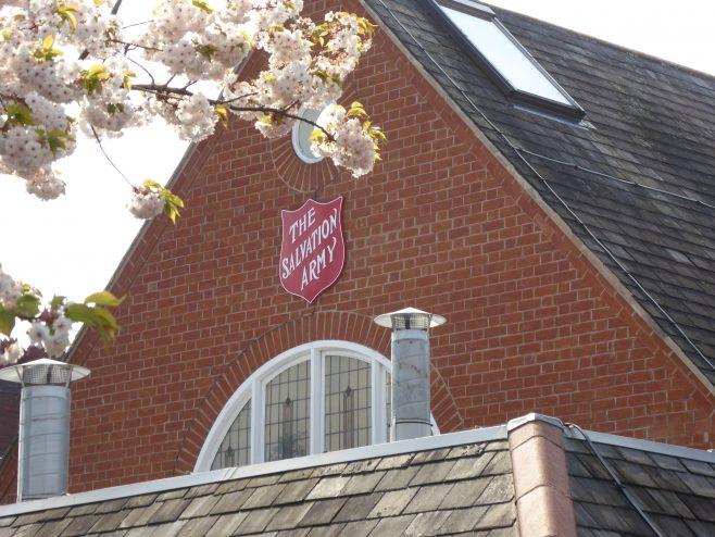 3. Loughborough, Ashby Road WM Chapel, school back gable, 17.4.2019