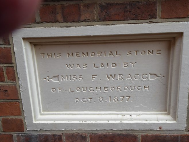 Shepshed-WM-Chapel-foundation-stone-i-17.4.2019